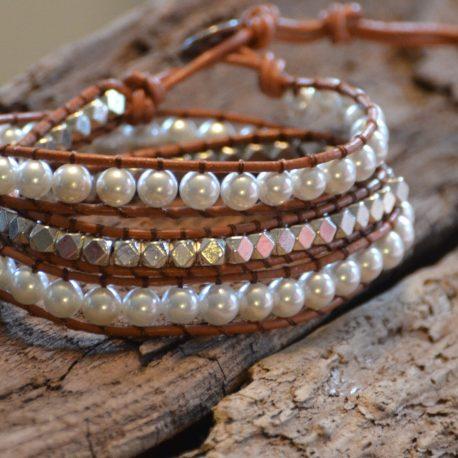 Stone era, natural stone pearl handmade manon tremblay ottawa