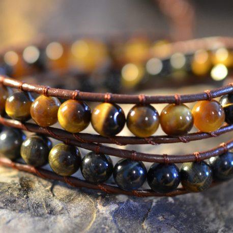 stone-era-natural-stone-bracelet-brown-yellow-a-d-blue-tiger-eye-manon-tremblay-ottawa-handmade