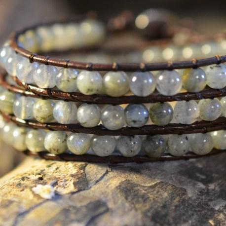 stone-era-natural-stone-bracelet-manon-tremblay-handmade-leather-wrap-ottawa-labradorite