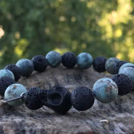 Stone Era manon tremblay natural stone bracelet ottawa imperial jasper and buddah ottawa byward market for men