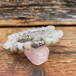 Rose Quartz – Crystal – Amazonite