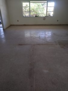 Satellite Beach Terrazzo make over