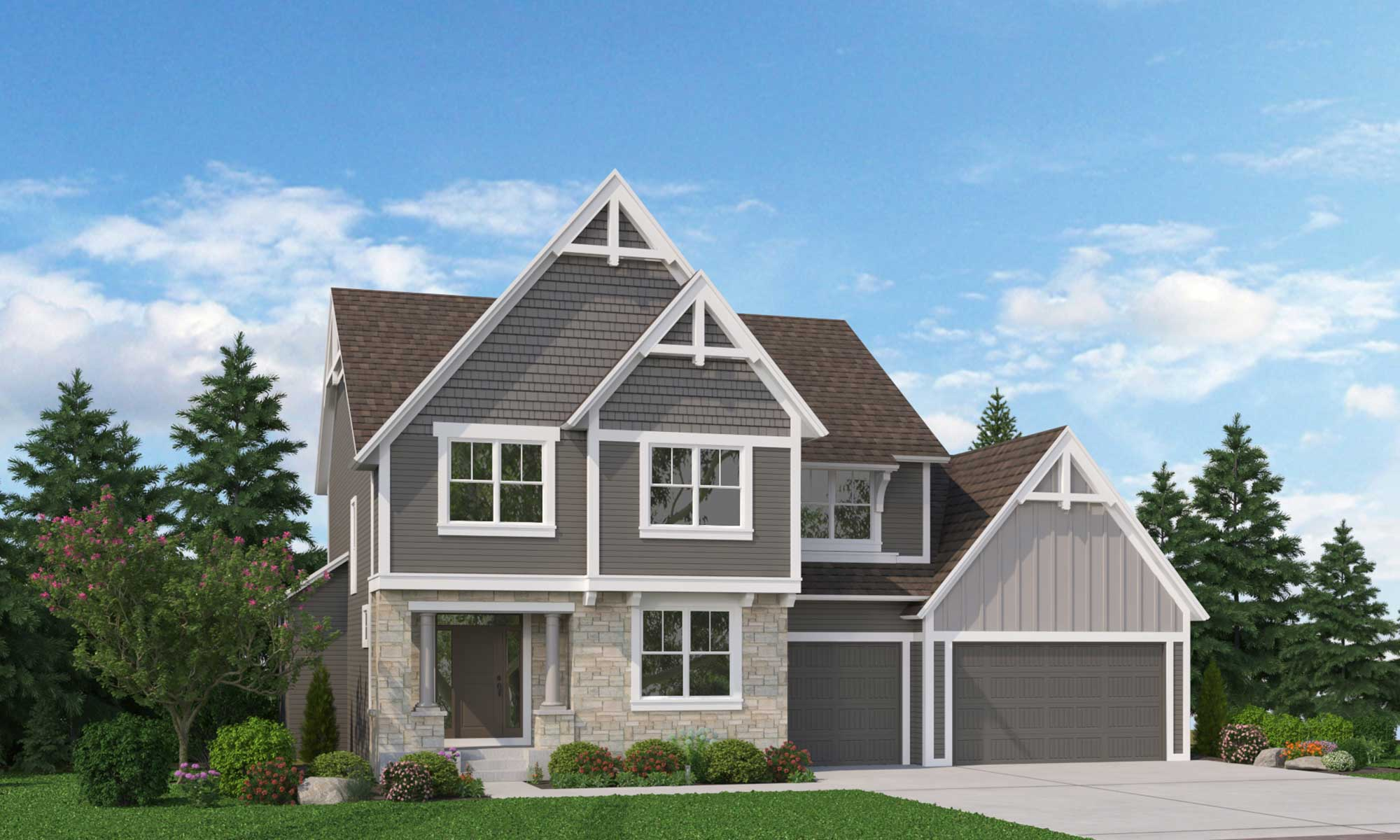 Pepin Home Plan Stonegate Builders
