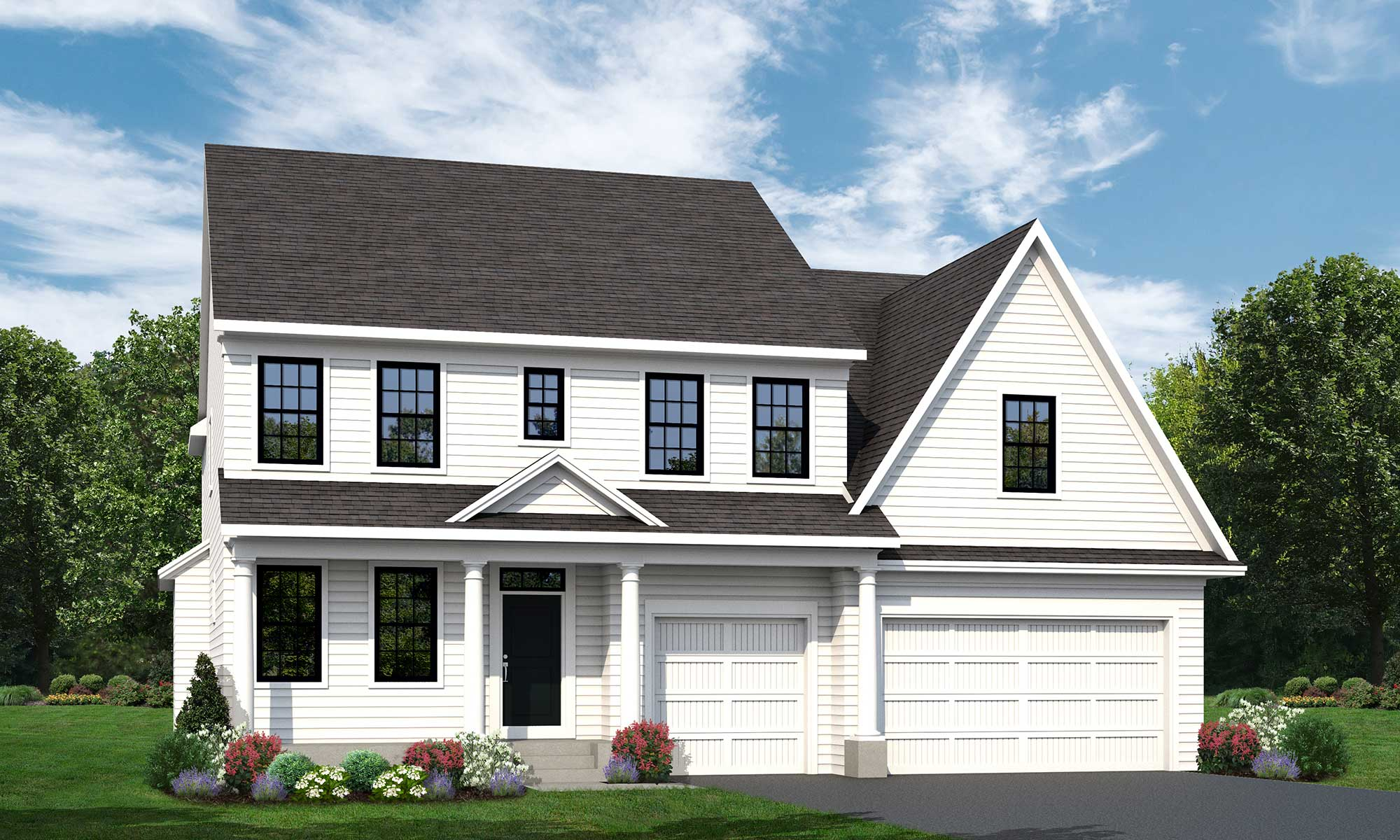 Riley Home Plan Stonegate Builders