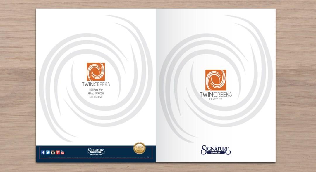 Housing Development Brochure Design