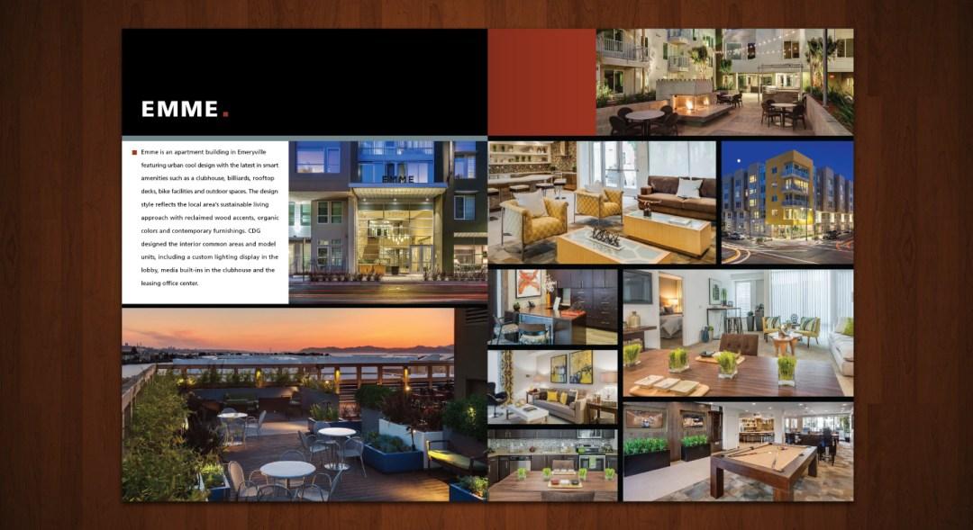 Furniture Brochure Design