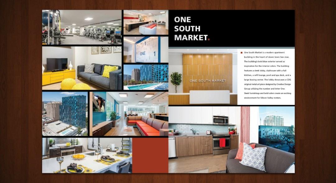 Example of Interior Design Brochure