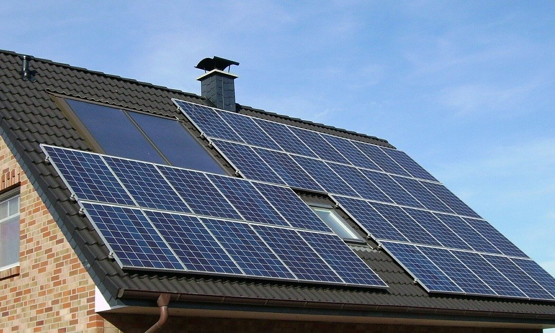California Is The First State To Require Solar Panels On All New Homes