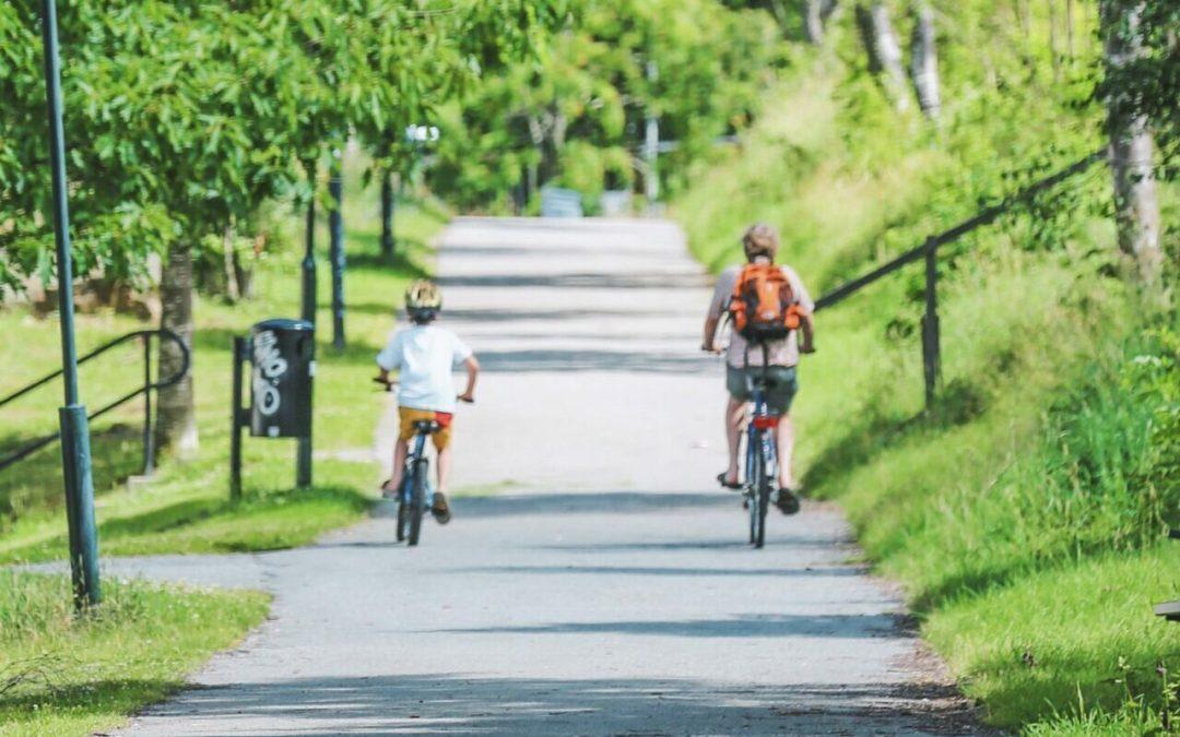 26 Bay Area Kid-Friendly Bike Trails