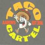 Ole! Aaron's Taco Cart'el joins Chamber