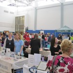 Health & Wellness Expo is Saturday, April 8 from 9-1pm!