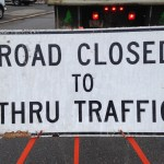 Section of Montvale Ave to Close – March 19 – 23
