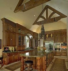 italian renaissance kitchen kitchens interior styles interiors period homes modern defining space living demons forms