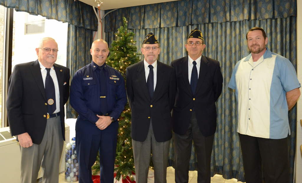 American Legion Post 331 Makes Holiday Donation Borough