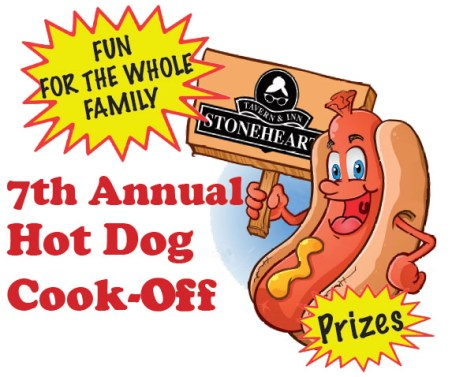2018 Hot Dog cookoff