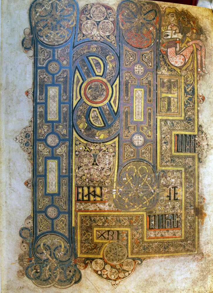 The Book of Kells  News  Media  Stonehill College