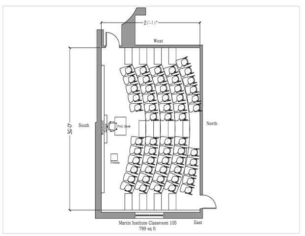Seminar Rooms · Stonehill College