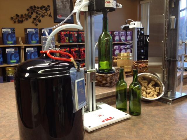 Electric Bottle Filler