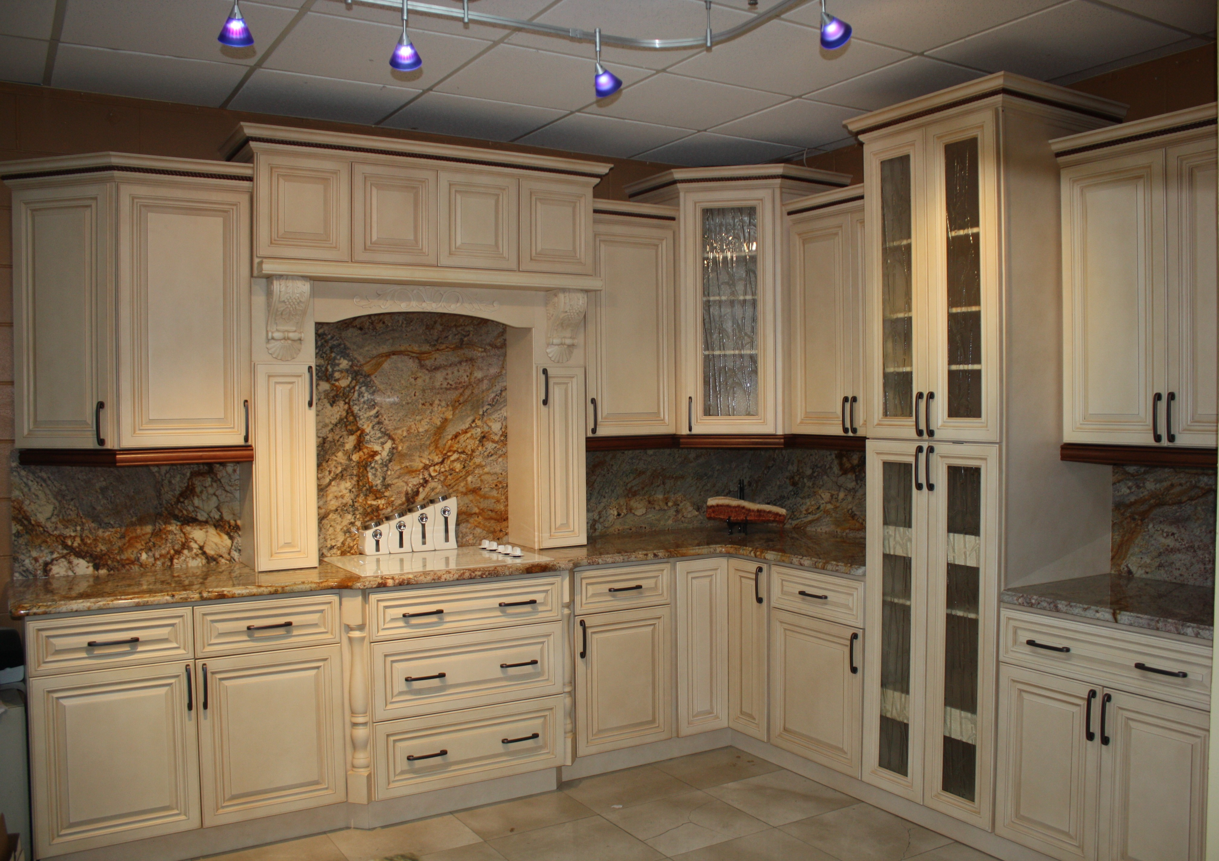 antique white kitchen cabinets green furniture stone international