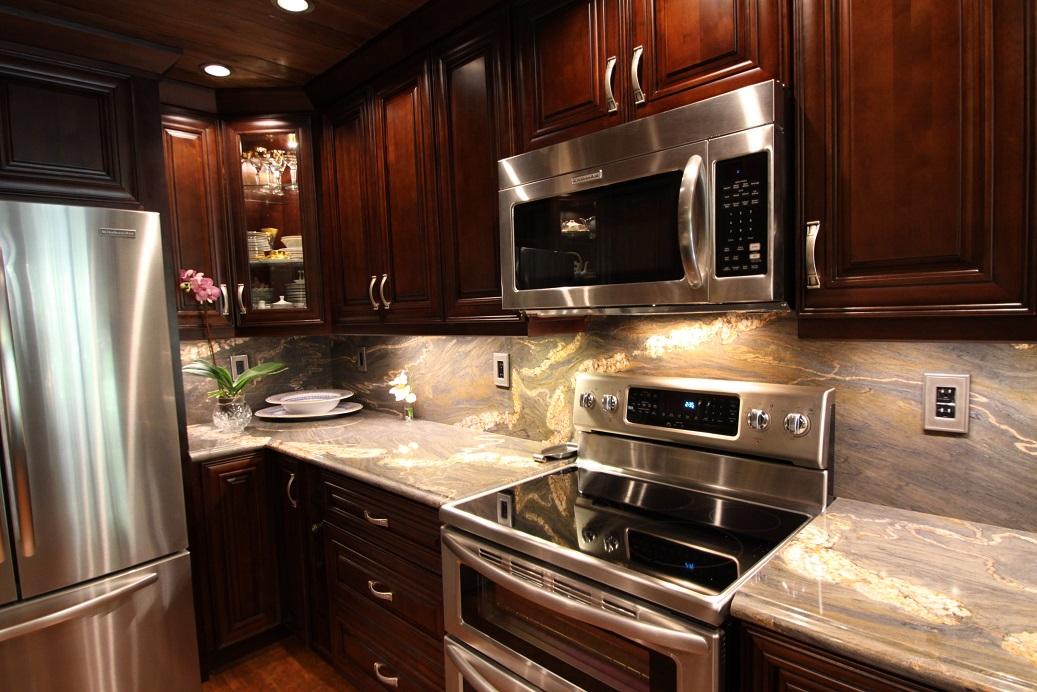 kitchen cabinets sets wall decorating ideas wholesale | mocha