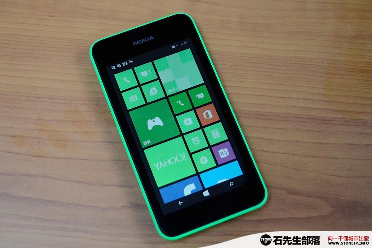 Nokia Lumia 530 Dual SIM 香港簡易開箱文   石先生