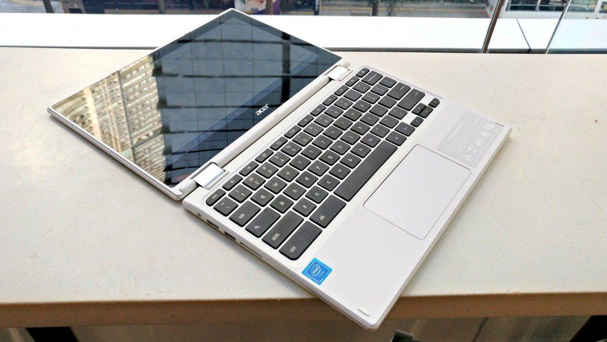Acer Chromebook R11 開箱文 – HK$2,而其中大部分是來自行動裝置。既然如此,流暢地播放影片」,000 觸控能運作 Android Apps 夠了   石先生