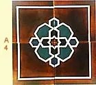 4 Arabesque Stonelight Tile San Jose CA