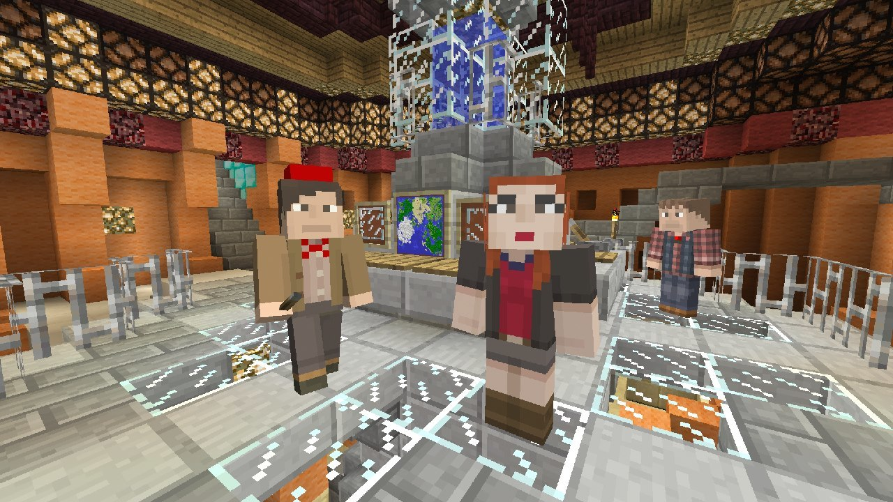 Minecraft Update 120 Today On PS4 PS3 Amp PS Vita Adds