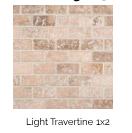 Light Travertine
