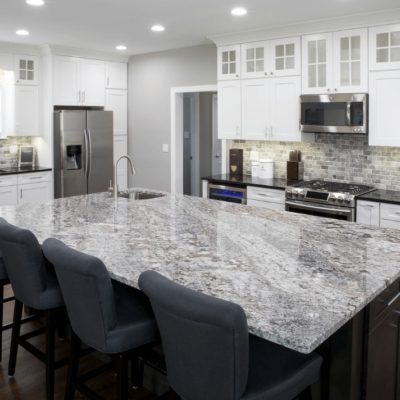 Semi Custom Cabinets Kitchen Remodel Downingtown PA Pelletier After