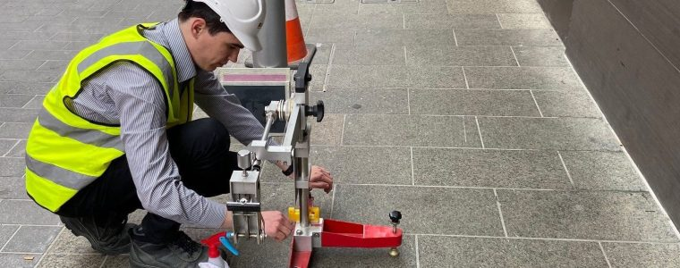Slip testing services Stone Initiatives