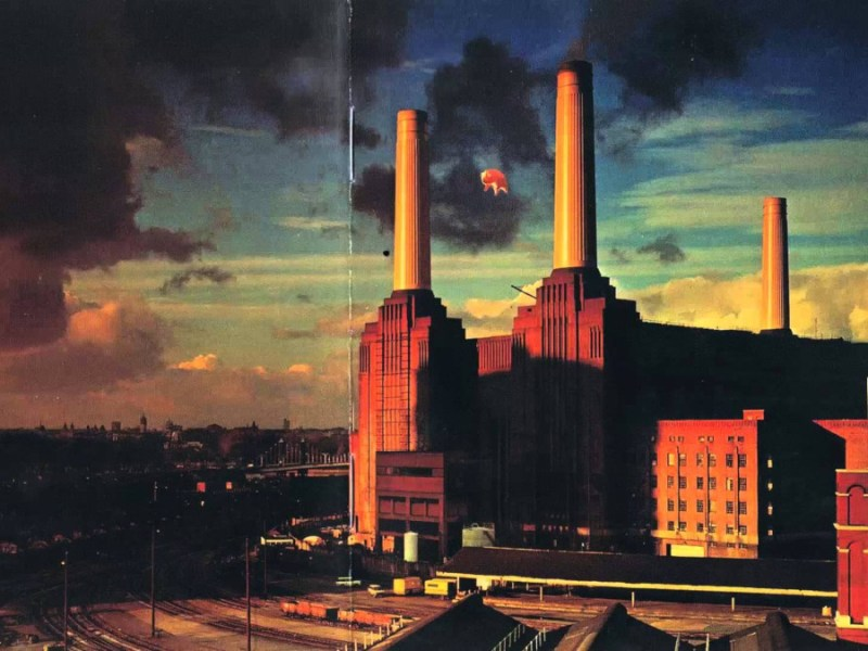 Pink Floyd, Animals, Stonemusic, www.stonemusic.it