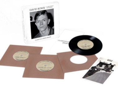 Bowie, Parlophone, Box, Stonemusic