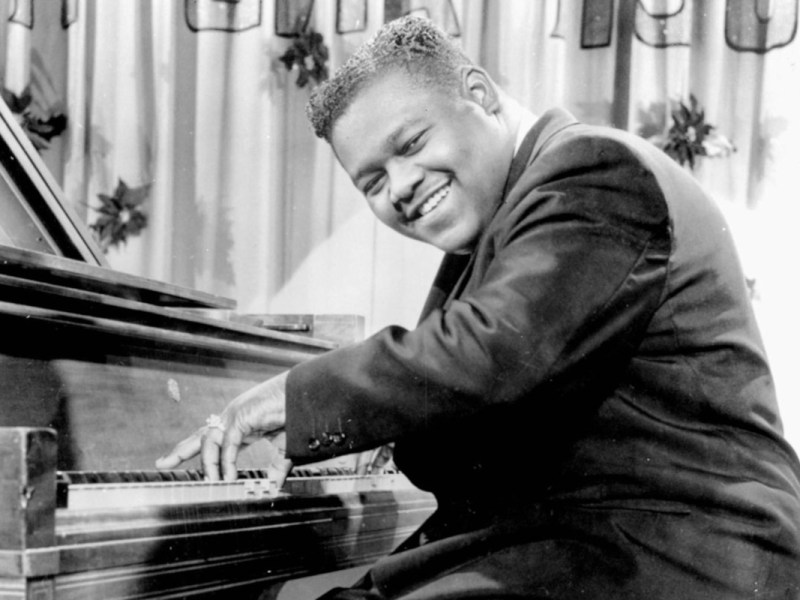Fats Domino, compleanno, rock'n'roll, Stonemusic
