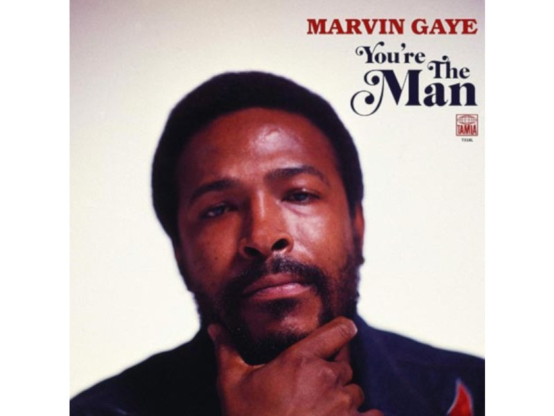 Marvin Gaye, You're The Man, Universal, Stonemusic