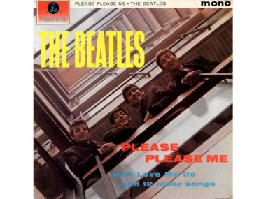 Please Please Me, The Beatles, 11 febbraio, oggi nel rock