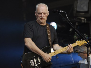 David Gilmour, Pink Floyd, Black Strat, New York, Eric Clapton, James Irsay, Classic Rock, stonemusic.it