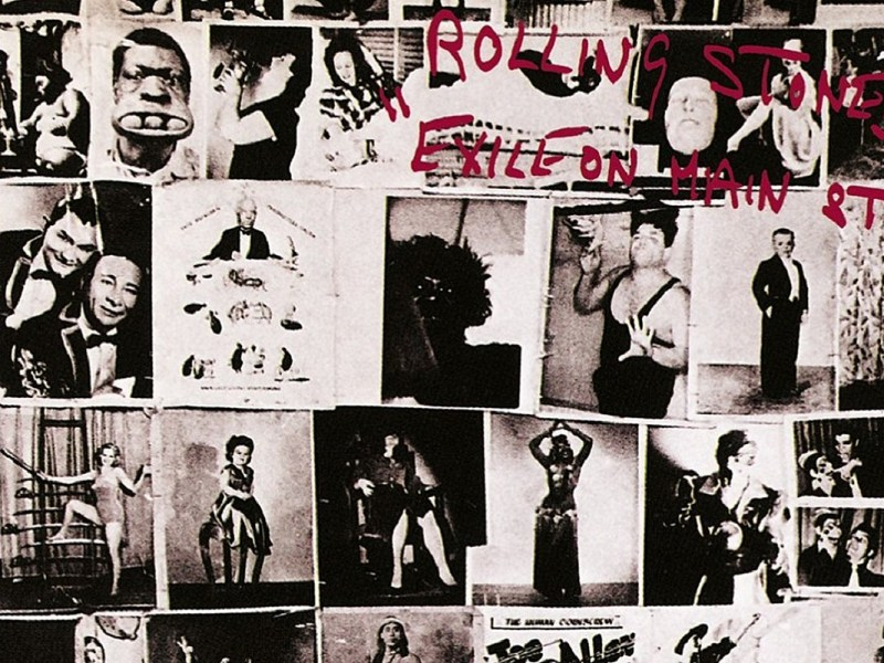 rolling stones exile
