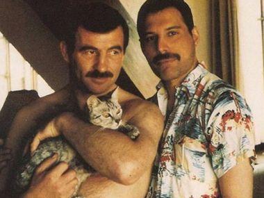 Jim Hutton compagno di Freddie Mercury