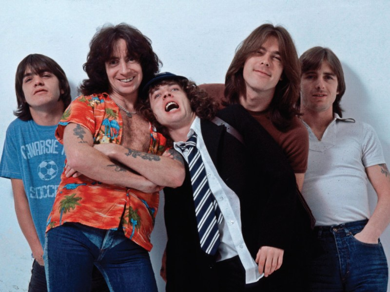 AC/DC. Highway to Hell, storia, making of, Angus Young, Bon Scott, Classic Rock, Stone Music