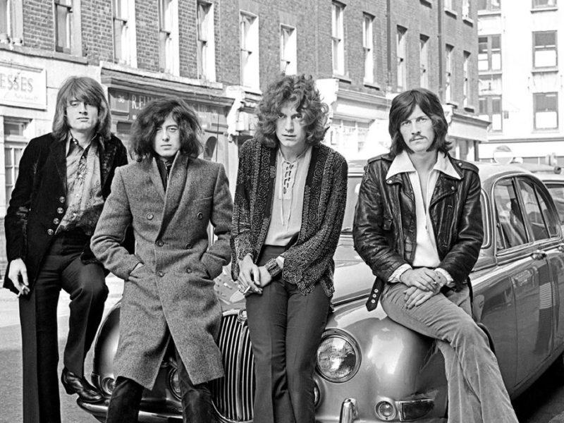 Led Zeppelin, documentario, Bernard MacMahon, Stone Music, Classic Rock, Jimmi Page, Robert Plant, John Paul Jones