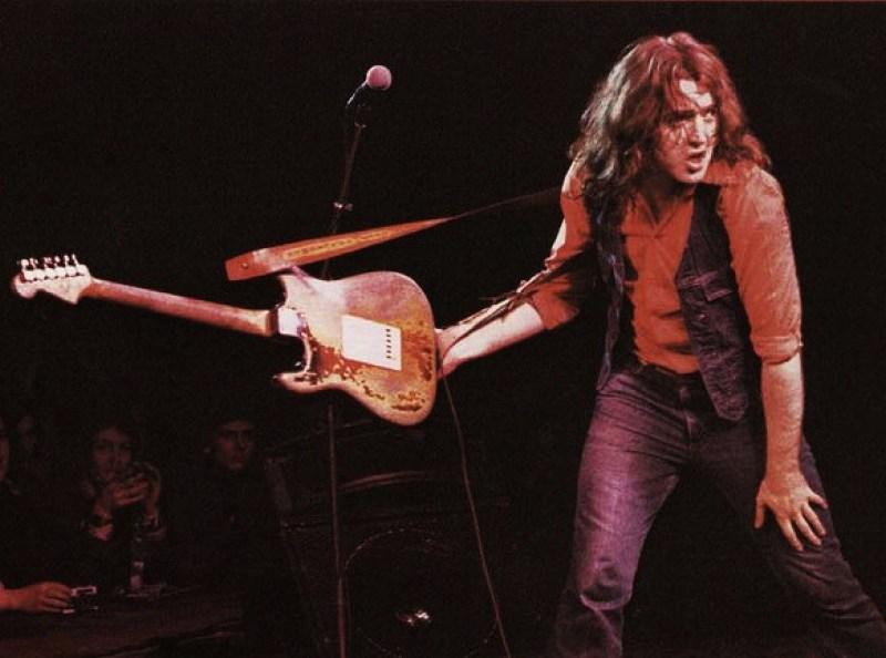 Rory Gallagher, oggi nel Rock, Classic Rock, Stone Music, chitarra, elettrica,