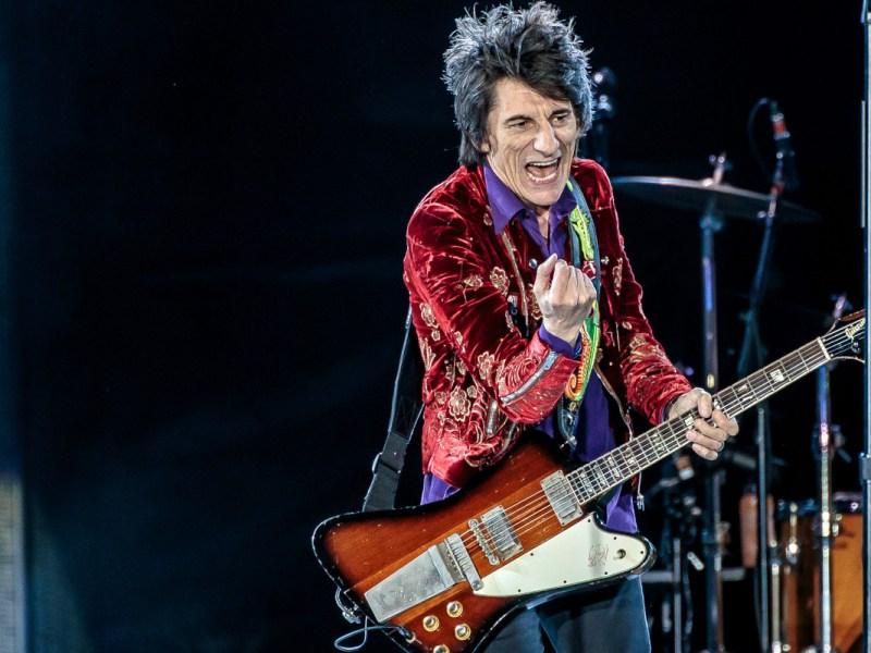 Ron Wood, oggi nel rock, 1 giugno, Rolling Stones, chitarra, Stone Music, Classic Rock