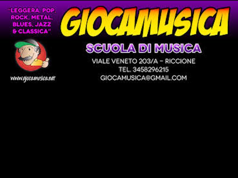 Scuole, musica, Emilia Romagna, Giocamusica , Riccione (RN)