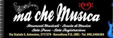 Negozi, musica,Sicilia, Italia , Ma Che Musica , Pozzo di Gotto (ME)