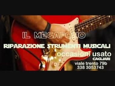 Negozi, musica, Sardegna, Italia , Il Megafono , Cagliari