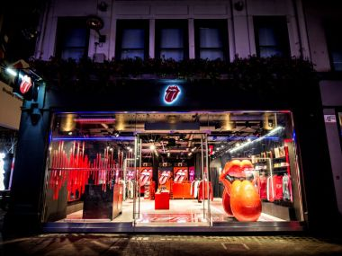 rolling stones flagship store