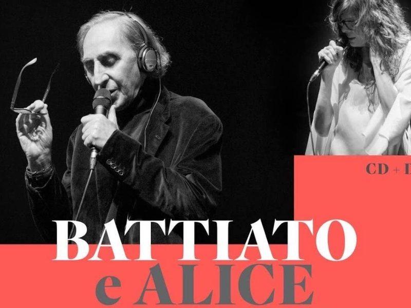 live in roma battiato/alice