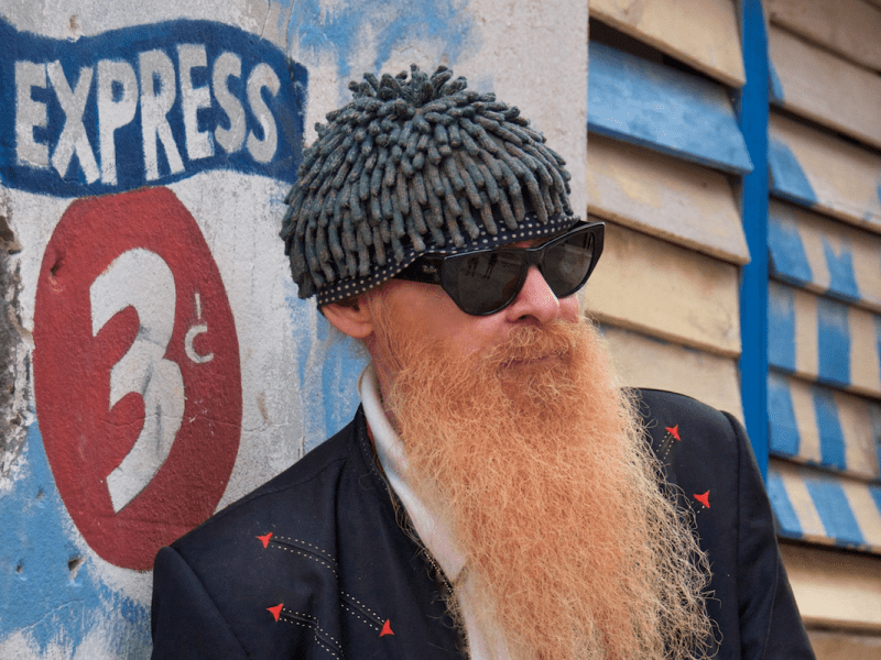 BIlly Gibbons by Blain Clausen