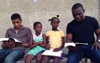 Bringing Bibles to Haiti